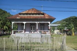 Rumah asli Gorontalo yang sudah sangat jarang ditemui