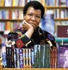 A photo of Octavia Butler.