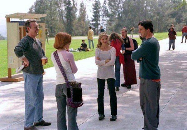 "A still from ""Buffy the Vampire Slayer."""