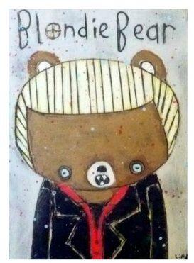 blondie bear