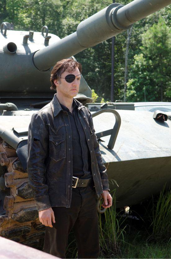 Brian and his big tank