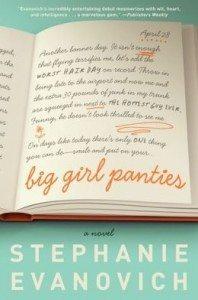 Cover for Big Girl Panties novel