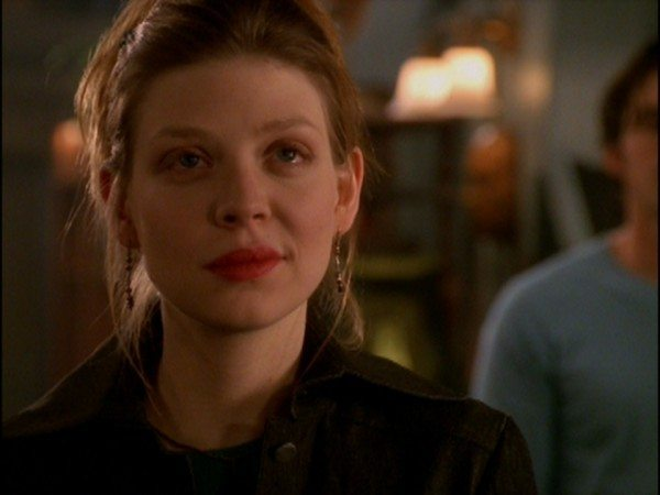 Tara smiling. Image courtesy of 21st Century Fox and BuffyWorld.com