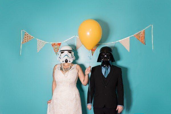 wedding portait