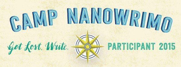 Camp Nano participant banner