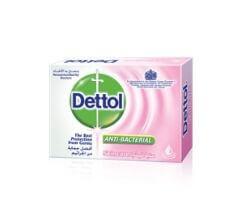 صابون ديتول للعناية بالبشرة المضاد للبكتريا - 90 جم