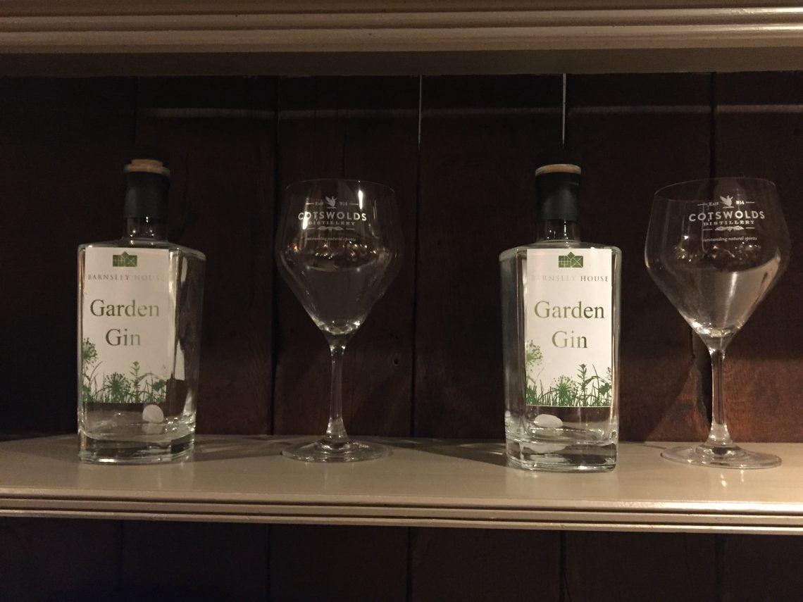 Barnsley House Garden Gin