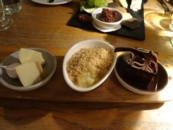 Cafe Gourmand, Selection of mini desserts