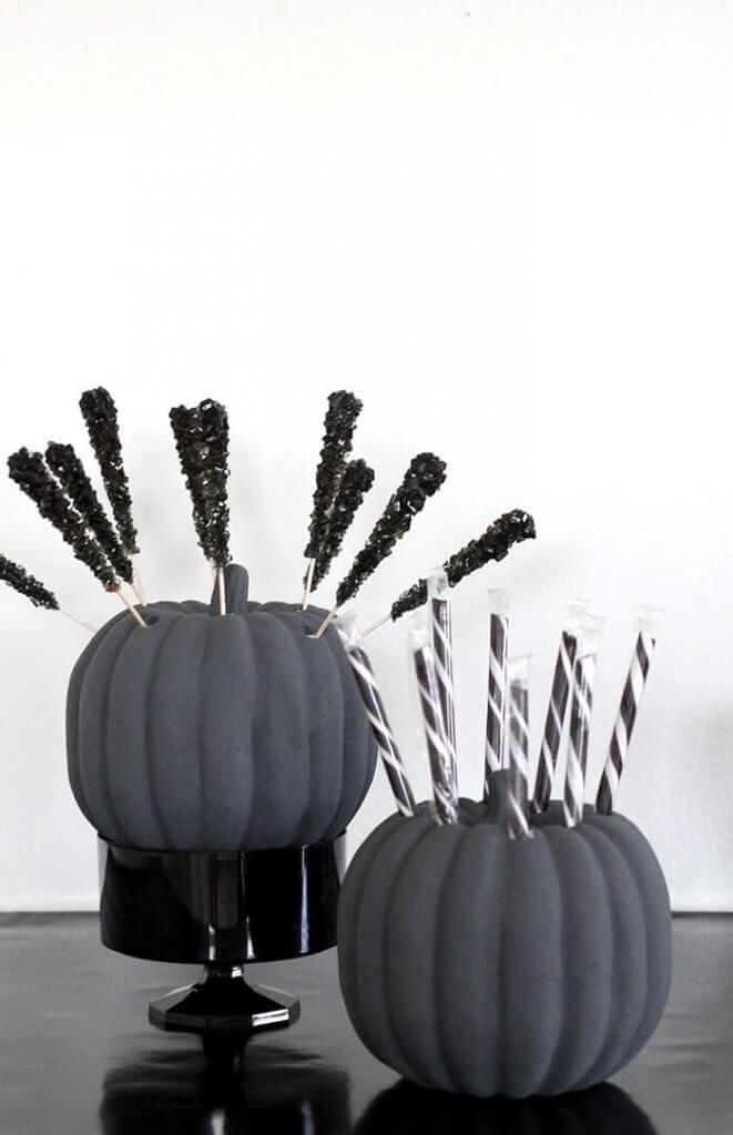 halloween foam candy display 3