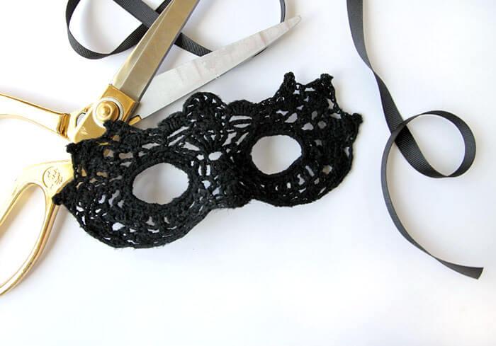 masquerade mask step nine