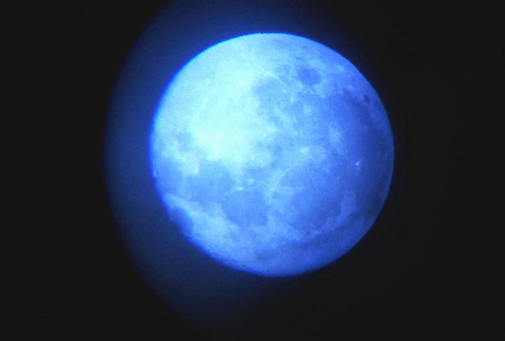 freezing moon