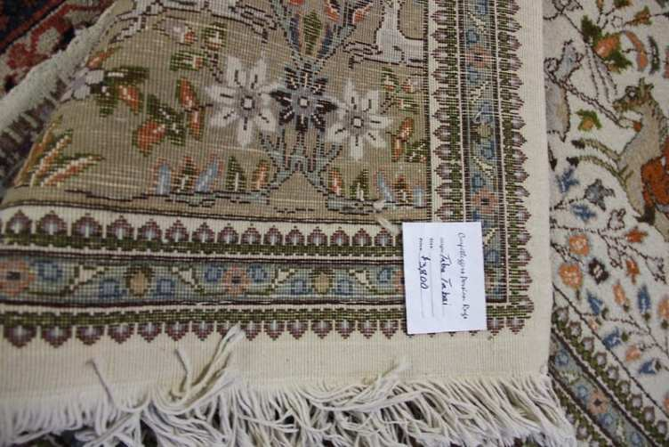 How to tell if a persian rug is authentic