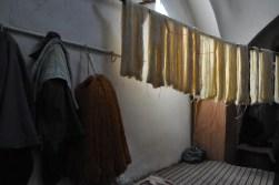 Waiting for color: natural dye shop in Qum's Old Bazaar