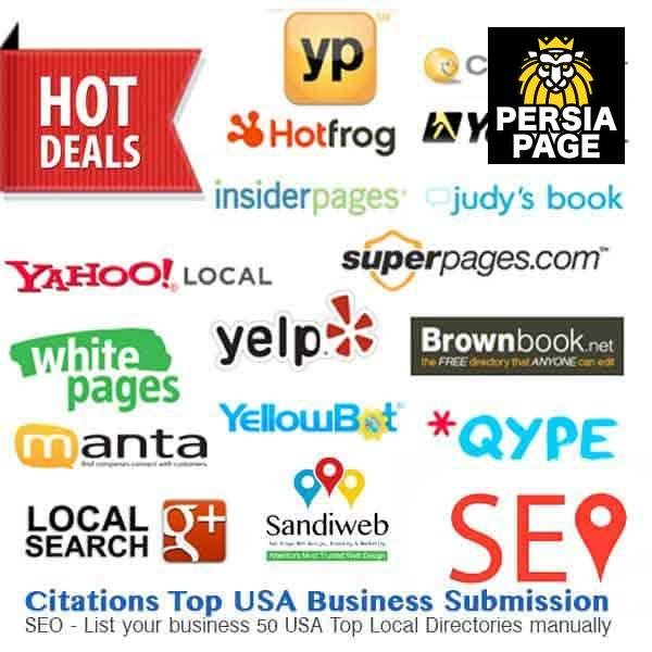 Business Directory Registration