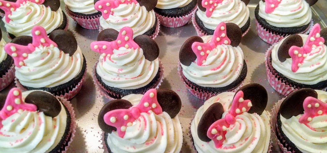 Mouse Ears Gluten Free Cupcakes