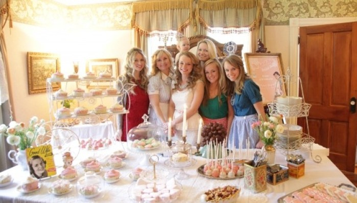 what-is-a-bridal-shower-party