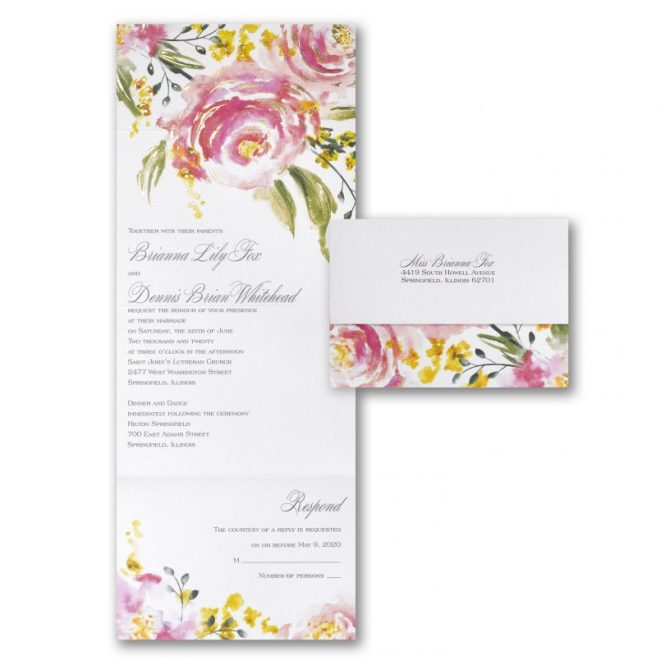 Budget Friendly Seal N Send Invitations Persnickety