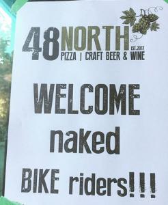 St John's Naked Bike Riders