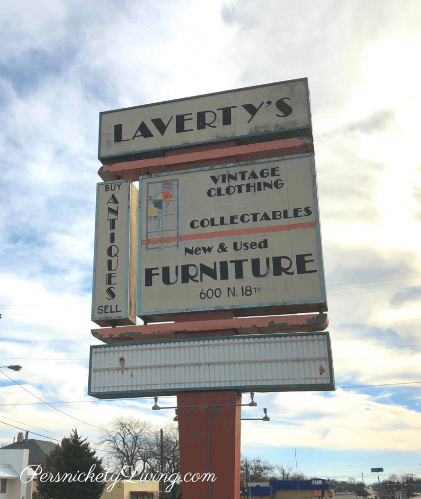 Laverty's in Waco, Texas