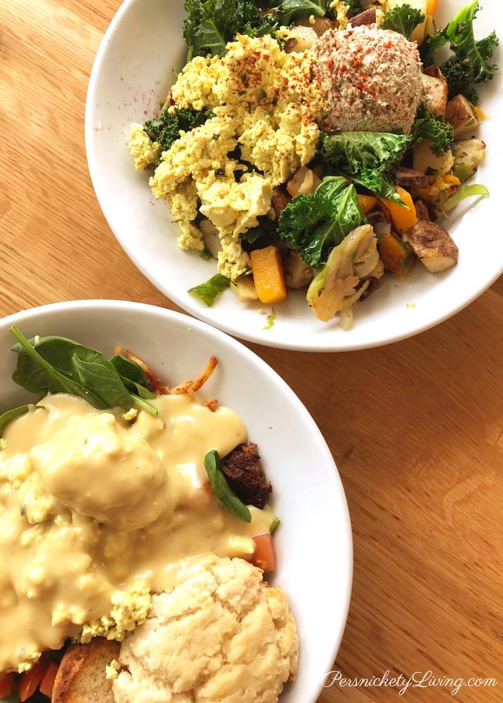 Vegan-friendly restaurant portland off the griddle