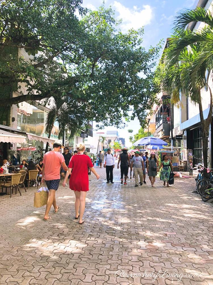 Calle-Quinta-Avenida-Playa-del-Carmen