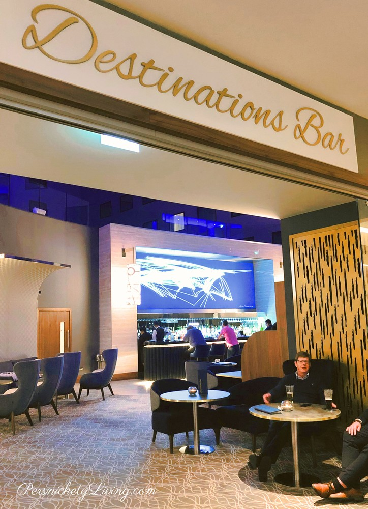 Destinations Bar Crowne Plaza Heathrow