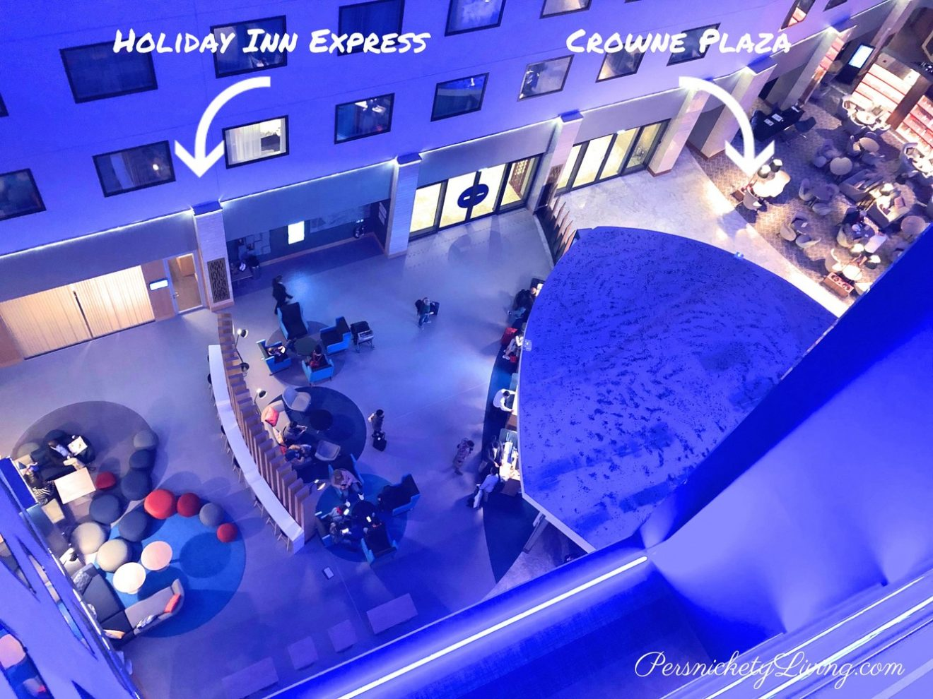 Holiday Inn Express Crowne Plaza Heathrow Hotel Terminal 4