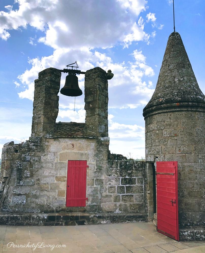 Terrace Bell