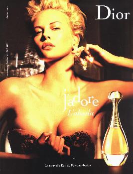 J\'adore l\'absolu de Dior