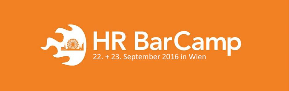 HR BarCamp Zeit in Wien