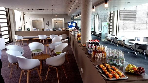 Veranstaltungsformat IT Feierabend Lounge der DATEV eG