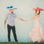 концепція весілля