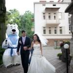 ростова лялька ведмідь на весілля