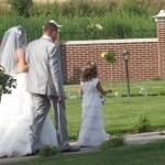 весільна церемонія
