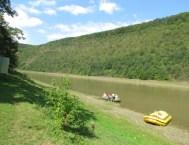 сплав річкою Дістро