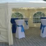 палатка для переговорів
