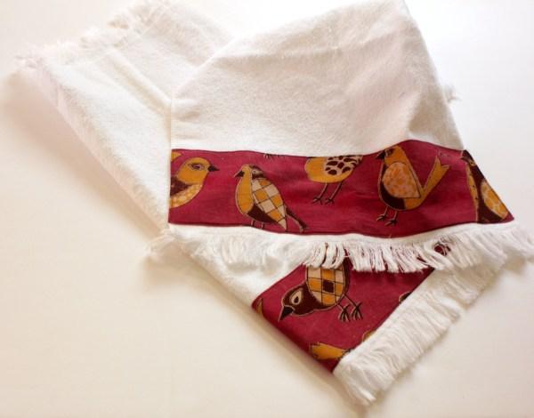 Bird Tea Towels India