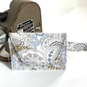 Paisley Wanderer Wallet