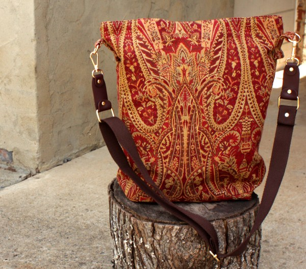 Journey Carpet Purse Crossbody
