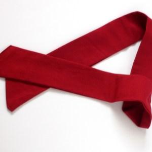Rust Red Head Tie