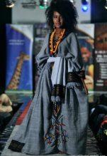 Traditional Ethiopian dress
