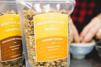 Fair Trade Granola Flavors