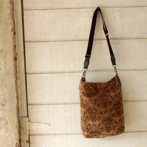 Vintage Carpet Purse