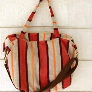 NC Made Fairtrade Travel Carpet Bag