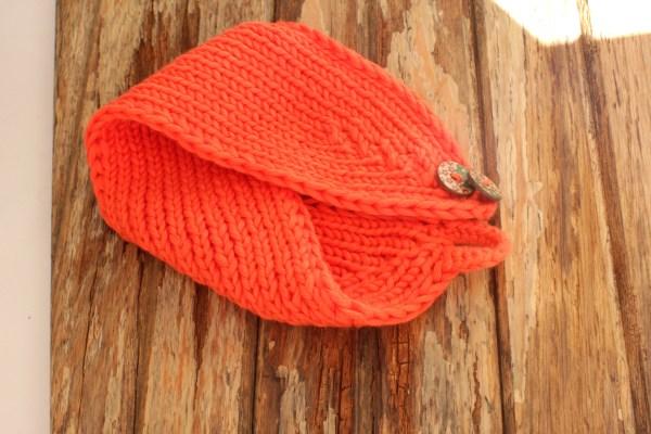 Warm Thick Headwrap Winter