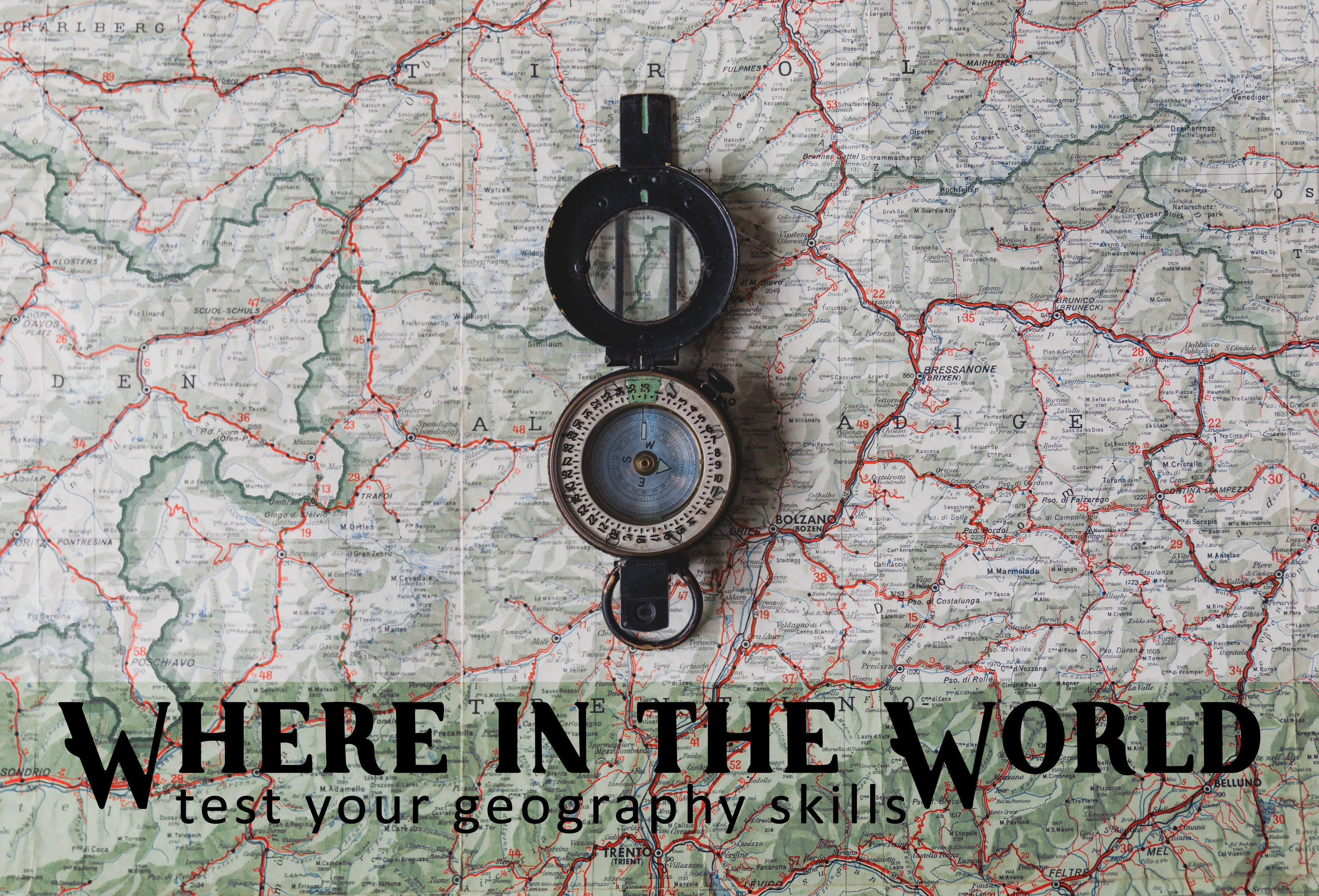 Where in the World Travel Buff Quiz