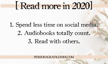 How to read more in 2020
