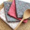 Modern Rustic Cloth Napkins