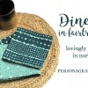 Fabric napkins made in NC