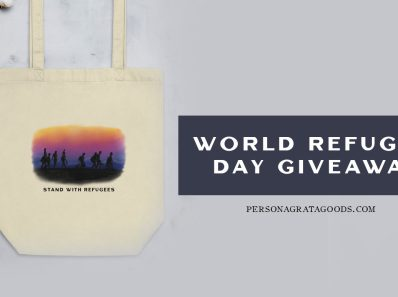 World Refugee Day giveaway
